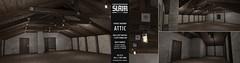 SLAM // attic // MAN CAVE Event