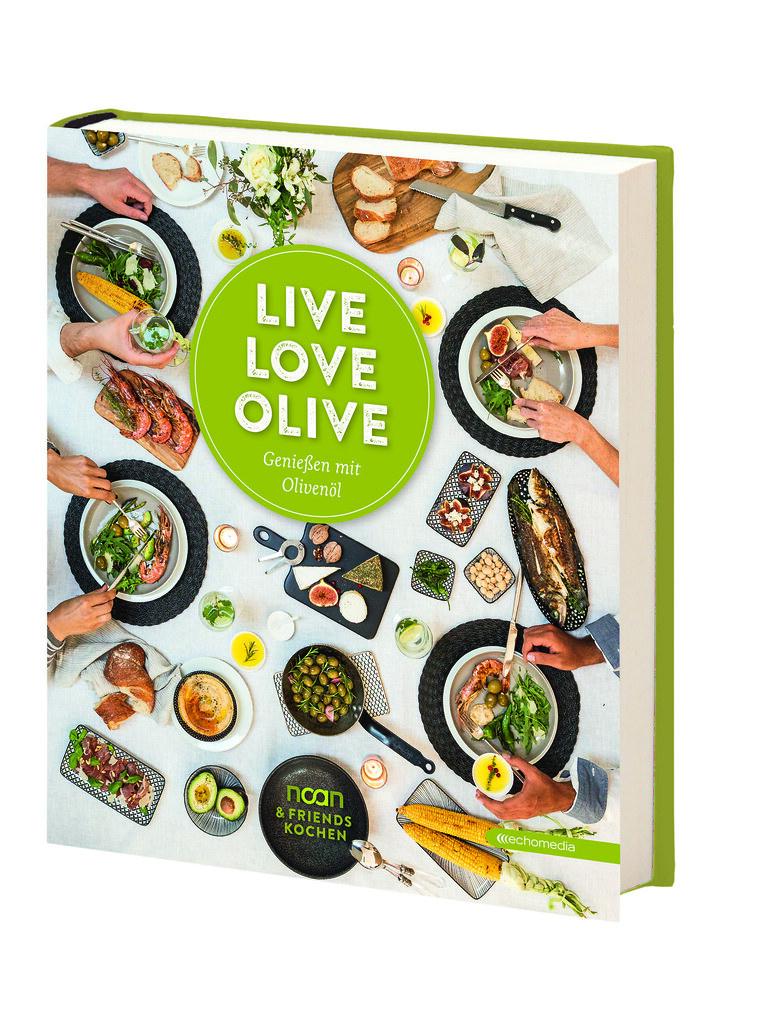 Kochbuch Love Love Olive
