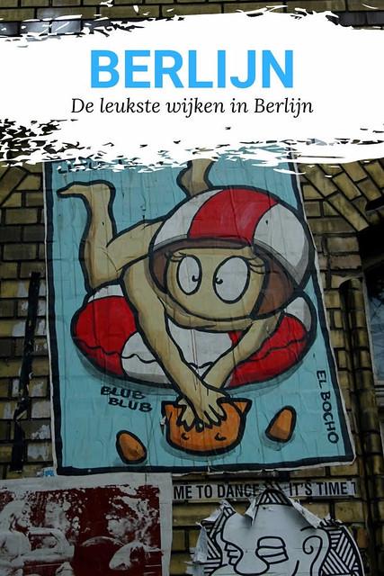 Wijken Berlijn: ontdek de 7 leukste wijken in Berlijn | Mooistestedentrips.nl