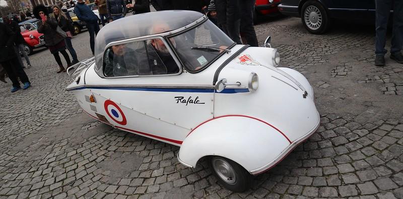 Messerschmitt KR 200 ( Kabineroller )  49384061176_64010686d2_c