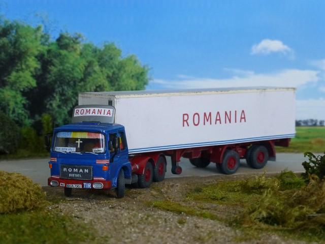 Roman Diesel 19.215 DFS 6x4