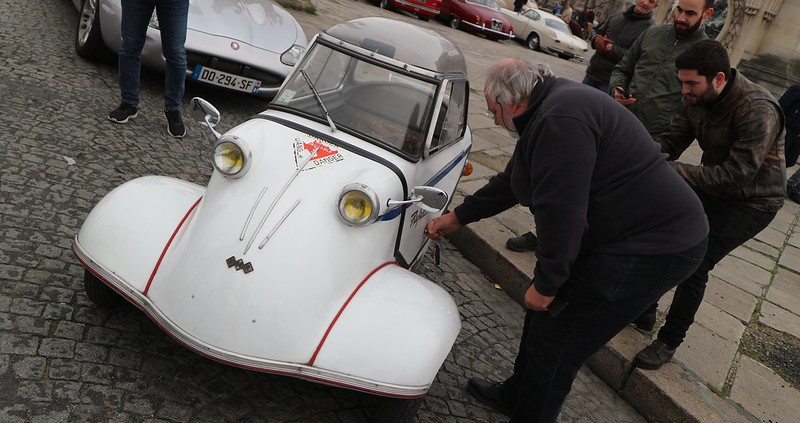 Messerschmitt KR 200 ( Kabineroller )  49384256942_3d8395228b_c