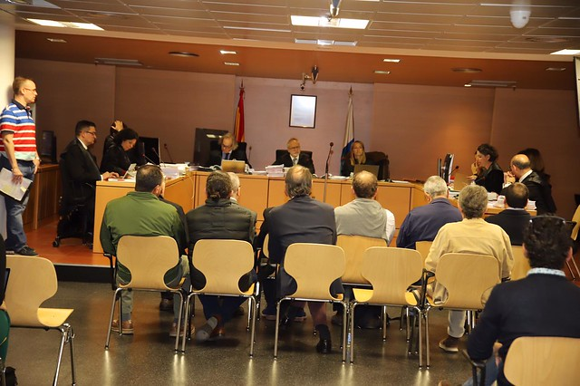 Primera jornada del juicio de Stratvs (14-01-20)