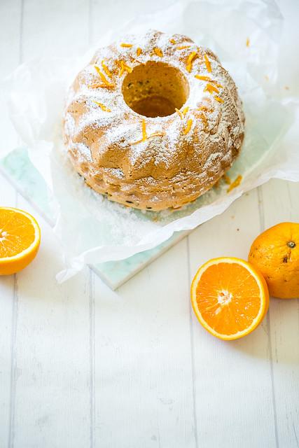 Orangenguglhupf