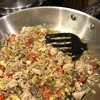 #AsianStyle #FriedRice # Rice #comfortFood #homemade #Food #CucinaDelloZio -