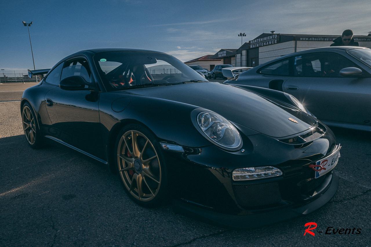 Porsche 911 - Circuito de Albacete