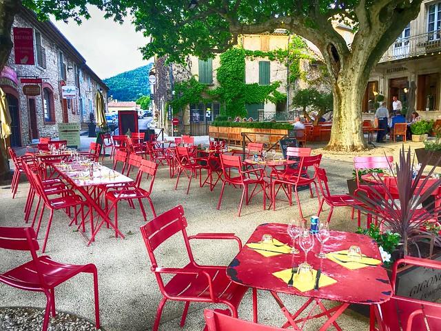 Soon in Provence. Gigondas