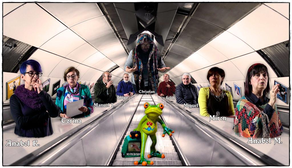 Club de los Cuentistas 10/01/2020: El avión