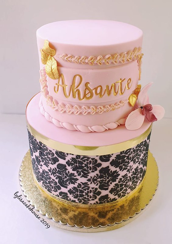Cake by Lylisa Cake House