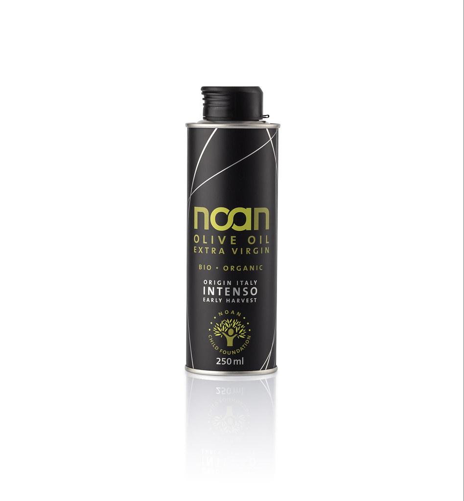 Noan Intenso Olivenöl freigestellt