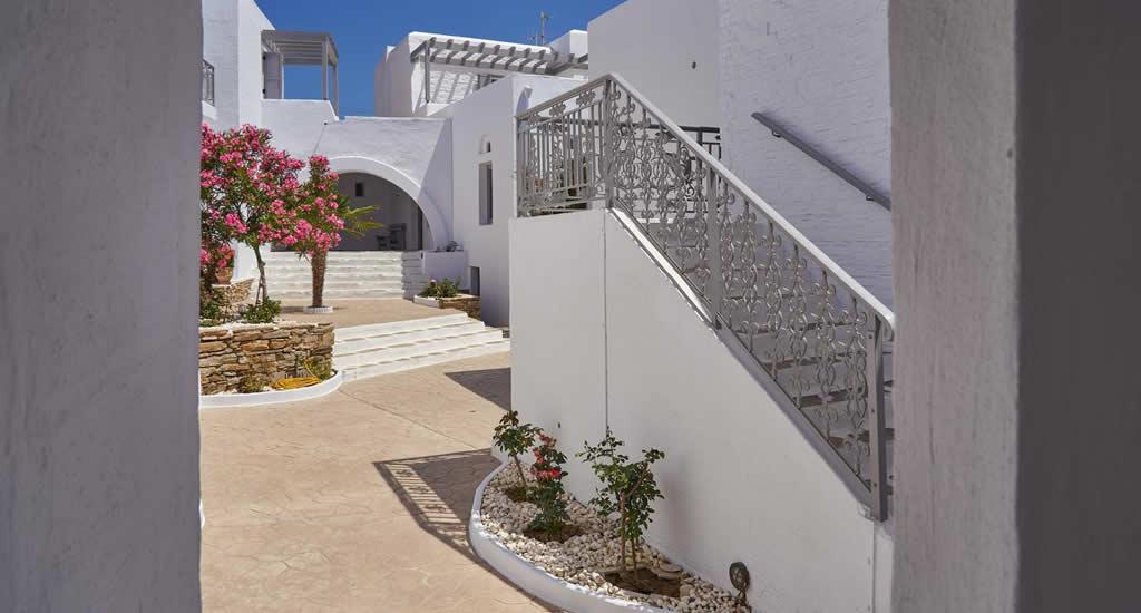 Galaxy Hotel, Naxos | Vakantie Griekenland