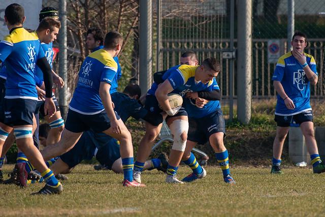 2019/20 - UNDER 18 - RPFC vs I Cavalieri Prato Sesto (foto Sicuri)