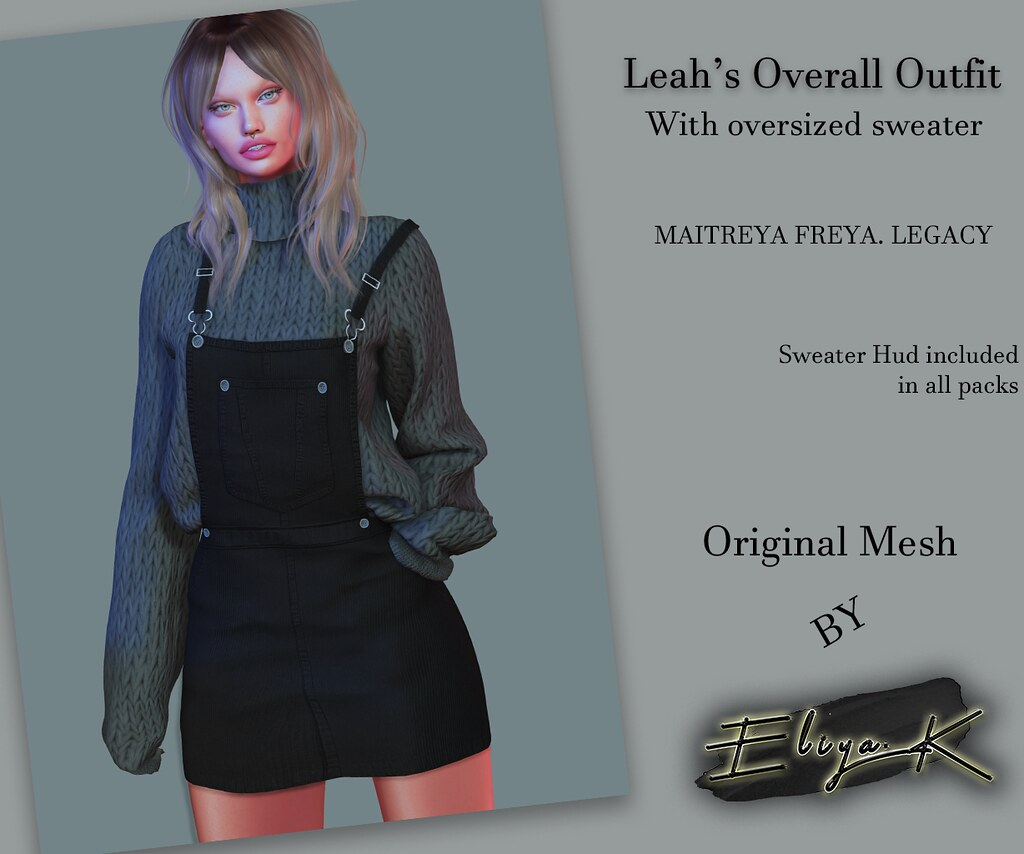Leah's Overall outfit – In store now !