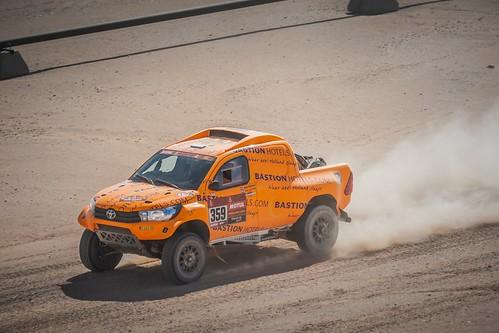 Dakar 2020 - Stage 9