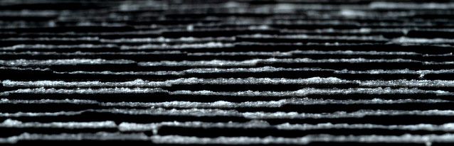 Frosty Roof Shingles
