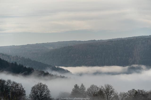 Misty Neckargemünd - December 2019 V
