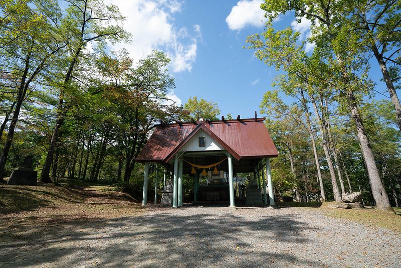 北海道の剣山神社