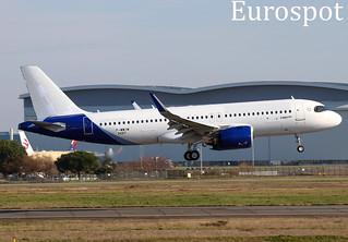F-WWIN Airbus A320 Neo Aegean