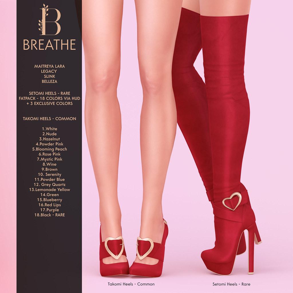 [BREATHE]-Setomi & Takomi@The Epiphany