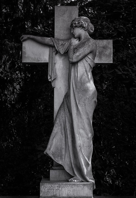 Flickr: The Cemeteries and Sensuality Pool