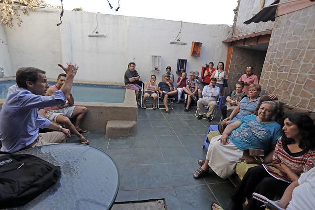 #EnTerreno : Comité de Adelanto Artemio Gutiérrez