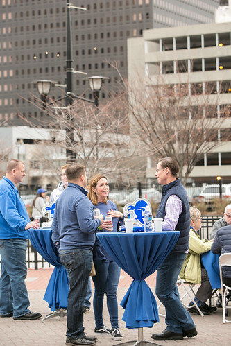 Alumni Day at the Rock - Tailgate Party