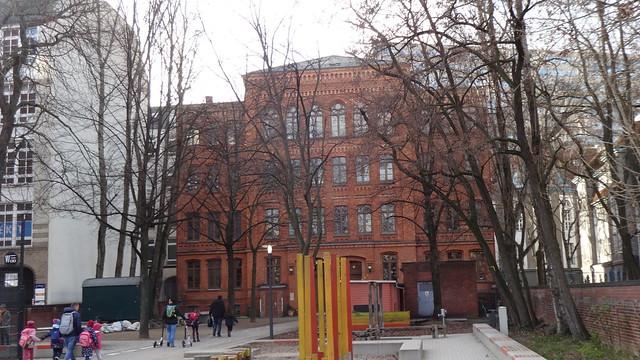 1868 Berlin 27. und 44. Gemeindeschule von StBR Carl Adolph Ferdinand Gerstenberg Wilhelmstraße 116-117 in 10963 Kreuzberg