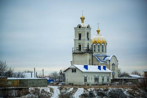 14 января 2020, В праздник Обрезания Господня митрополит Кирилл совершил Литургию в храме блаженной Ксении Петербургской г. Ставрополя