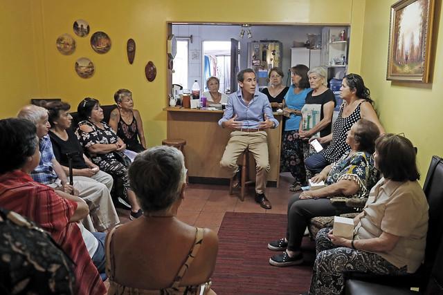 #EnTerreno : CAM Renacer de la 7