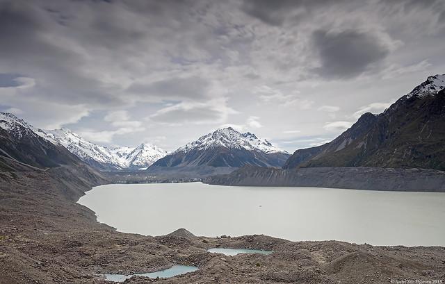 Lake Tasman, Aoraki Mount Cook NP