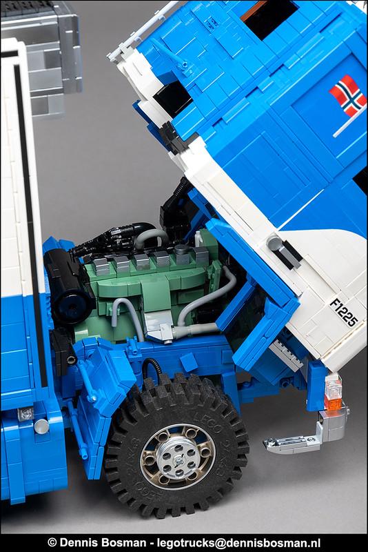"Volvo F12 ""Sties"""