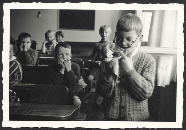 ArchivU957 Schulatmosphäre, Album b, 1960er