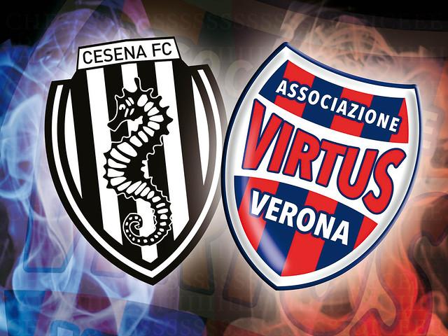 Cesena - Virtus Verona 3-3 FINALE