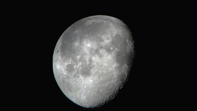 Moon Jan 14th 2020