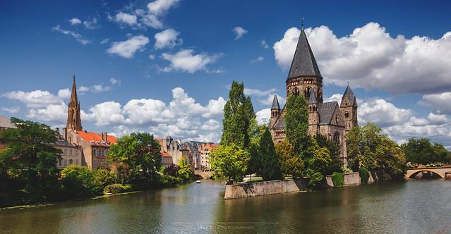 Metz - Le Temple Neuf