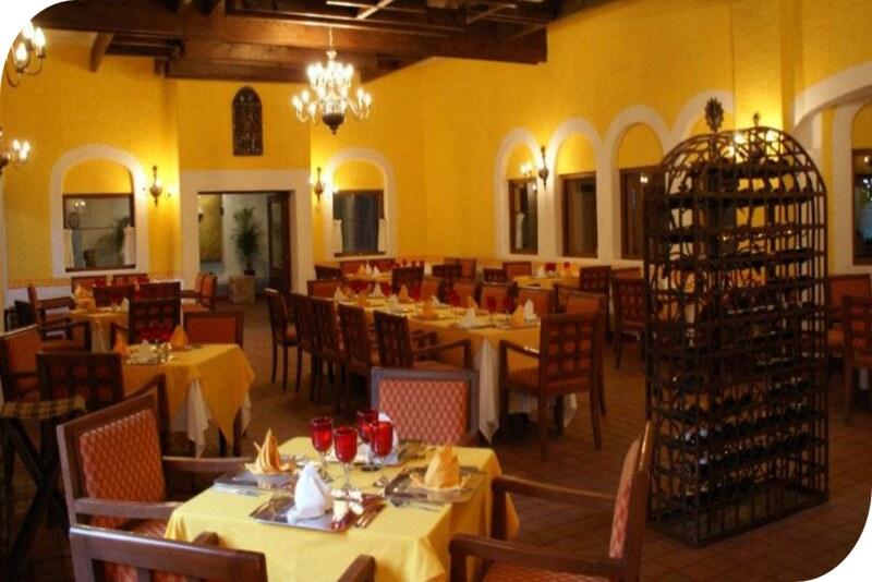 Restaurant Mi tiempo