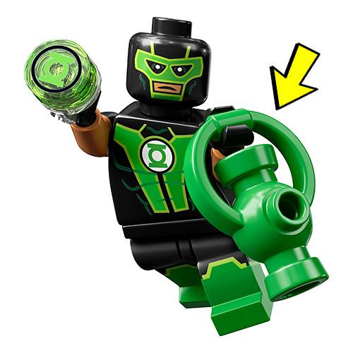 Green Lantern Feel