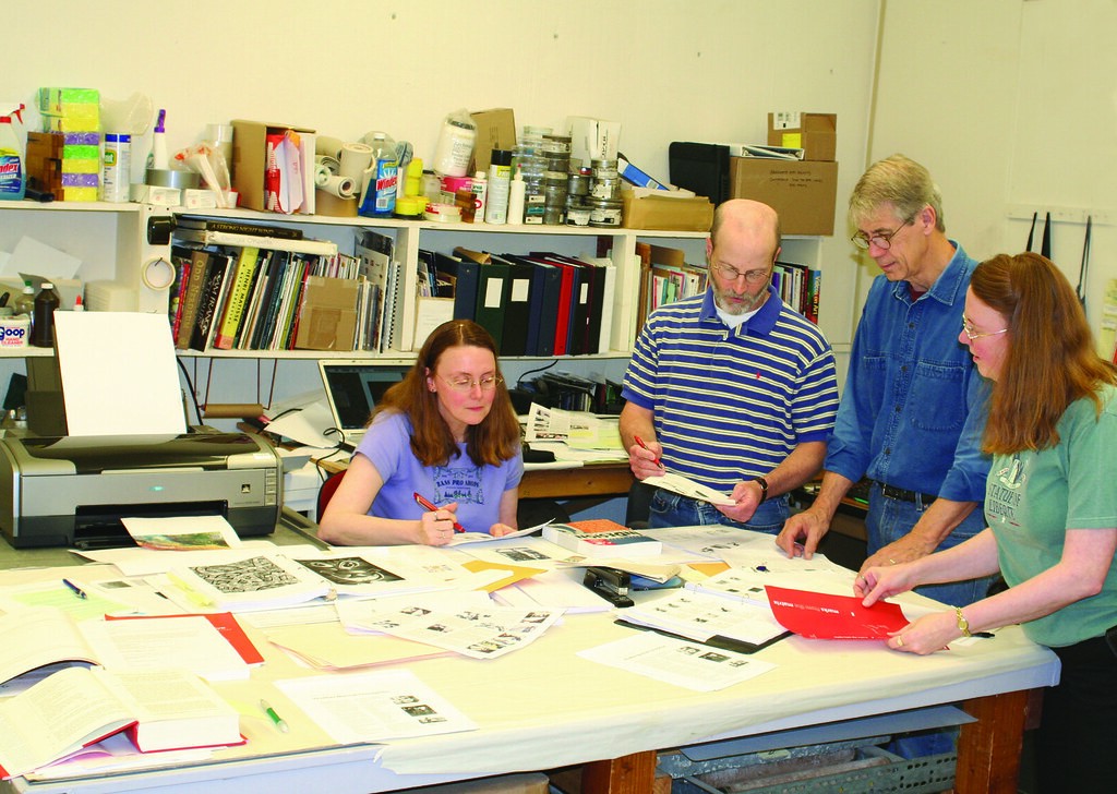 book production, 2007