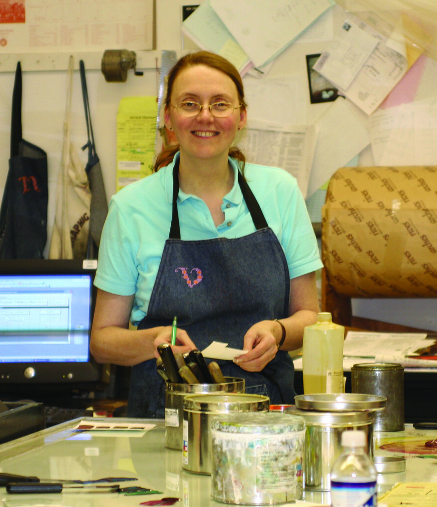 Veda Rives, Associate Director 2006