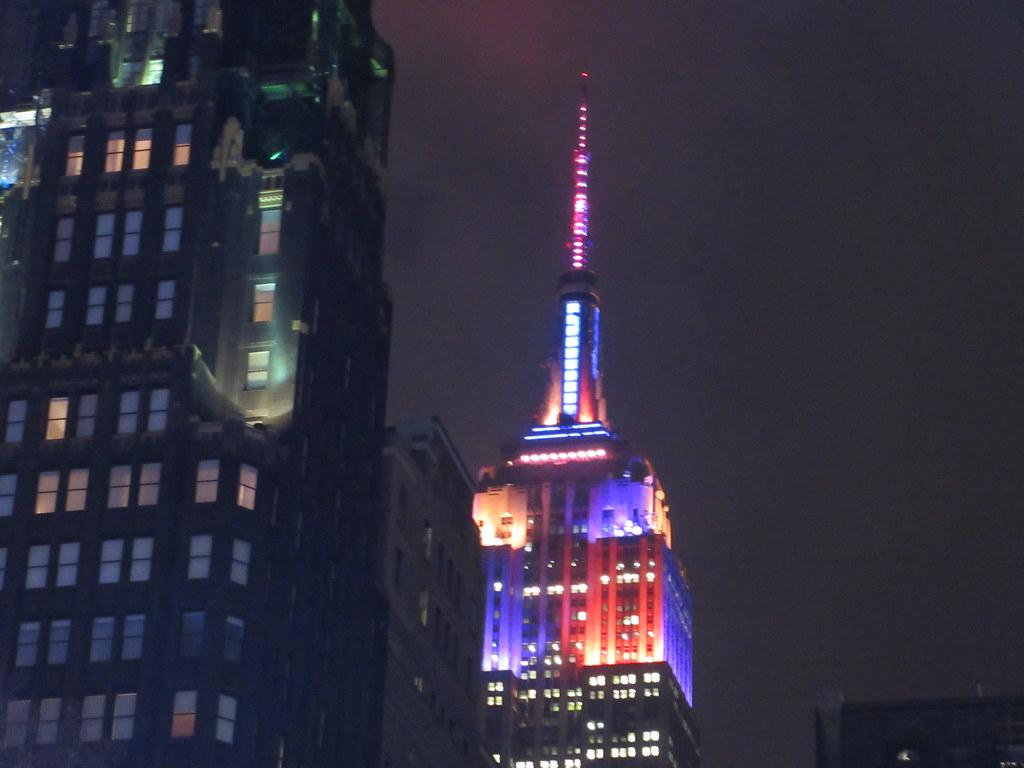 2020 Multi Color Lights Empire State Building 4183 Flickr