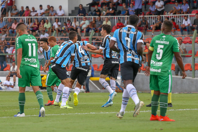 Copa São Paulo - Grêmio x Chapecoense