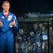 Astronauts McClain and Hague at NASM (NHQ202001140006)