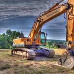 hulk excavator