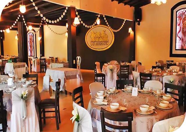 Restaurant Los ahuehuetes