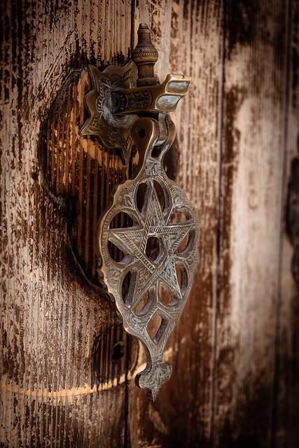 Knock, Knock, Knocking on.... door