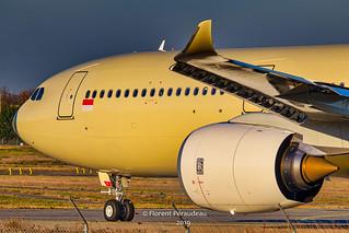 PK-GYA CITILINK AIRBUS A330-941 msn 1870 // F-WWKS