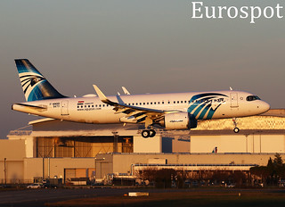 F-WWBB Airbus A320 Neo Egyptair