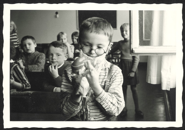 ArchivU954 Schulatmosphäre, Album b, 1960er