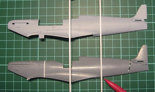 Airfix vs SH cut fillet align IMG_0450 | by losethekibble