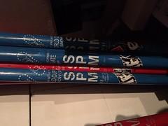 Prodám slalomové tyče SPM WC Gold - titulní fotka